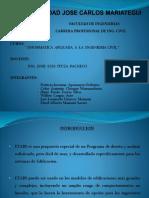 Diapositivas Informatica Aplic.ing. Civil