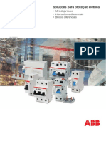 ABB - Mini Disjuntores 2006