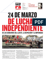Prensa Obrera N° 1494