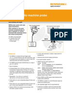RMP60 Radio Machine Probe Data Sheet