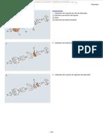 Manual Rearmado Alternador Componentes Instalacion Conjunto Rotor Soporte Escobilla Poleas