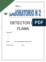 Detector de Flama