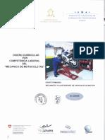Ntcl y Modulo de Mecanico de Motos