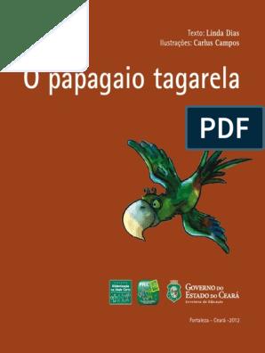 10_o Papagaio Tagarela | Gatos