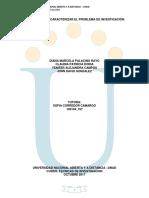 Actividad 3 - Diagnosticar y Caracterizar El Problema de Investigación.