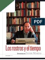 LL Entrevista Con Javier Marias