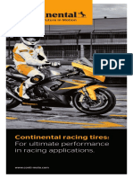 Continental Racing Tires Flyer 2017