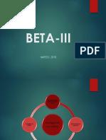 beta-III