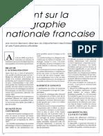BERNARD, Annick. Le Point Sur La Bibliographie Nationale Française.