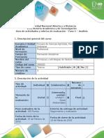 Guía de Actividades y Rúbrica de Evaluación - Fase 2 - Análisis.pdf