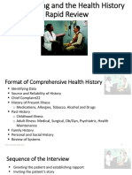 Interviewing and the Health History_ Rapid Review