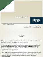 Curso HTML Links e Frames