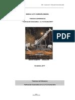 TDR Perforacion Diamantina Mina El Santo 2018_V1