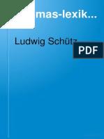 Schütz. Thomas Lexicon