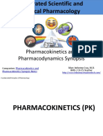 6-Pharmacokinetics and Pharmacokinetics Synopsis