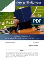 TALLER HIDRAULICA DE TUBERIAS.pdf