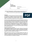 Vigilancia, Prevención y Control de Infecciones Intrahospitalarias Por Enterococos Resistentes a Vancomicina