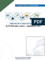 Informe de Exportaciones e Importaciones 2017