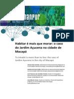 Art_TOSTES_Habitar e mais que morar o caso do Jardim Açucena na cidade de Macapa.pdf