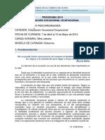 Programa O.v 2014