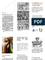 Folder Materialismo Histórico