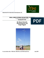 Booklet Windmills in Developing Countries