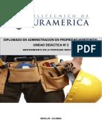 UNIDAD DIDÁCTICA 1. ADMINISTRACIÓN DE LA PROPIEDAD HORIZONTAL