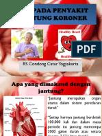 Pencegahan Jantung Koroner Rscc