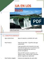 9. Flujo de Agua - Permeabilidad