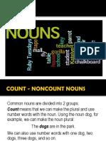 NOUN CountVsNonCount