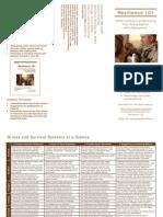 Resilience 101 Brochure[1]