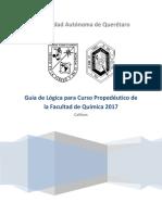 Guía Propedeutico Lógica 2017Act