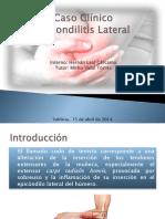 Caso Clínico Epicondilitis Lateral