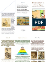 medival japan brochure-daily life