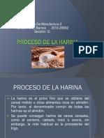 Proceso de La Harina