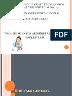 Repaso Primer Parcial Procedimientos Administrativos