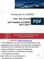 Presentasi Hatti 2017-11-07 03. Prof. Eun Chul Shin ... Introduction to ISSMGE