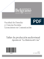 3985 - Taller de Produccion Audiovisual - Sepp
