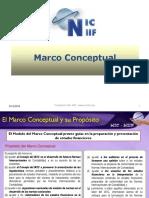 Marco Conceptual NIC-NIIF Impresión
