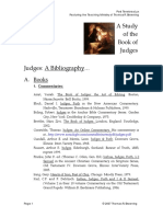 The Book of Judges_A Bibliography