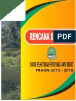 Renstra Dishut Provinsi Jabar 2013-2018 TTD