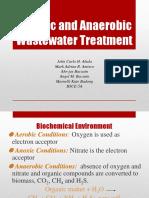 Aerobic and Anaerobic Treatment