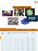 Elementos de Mineralogia
