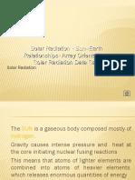 Group 3 - Solar Radiation and Earth's Energy Balance