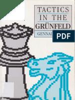 Tactics in the Grunfeld - Gennady Nesis & Igor Blekhtsin.pdf