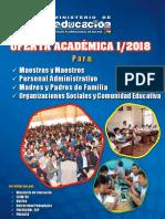 Separata Oferta Acadmica 2 2