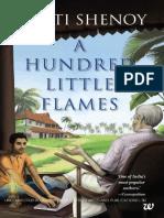 A Hundred Little Flames - Preeti Shenoy(1)