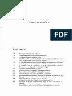 13 - Cronologia Histórica