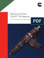 Celect Rx Injectors Flyer