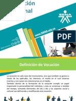 Componentes de Orientación Vocacional (1)